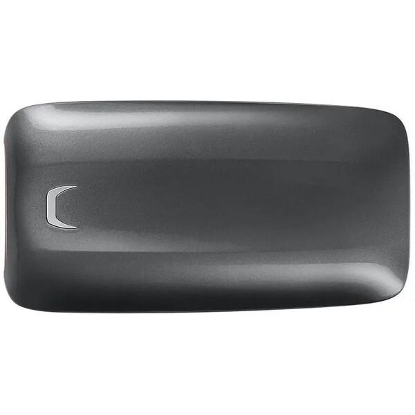 Samsung Portable SSD X5 2TB černý