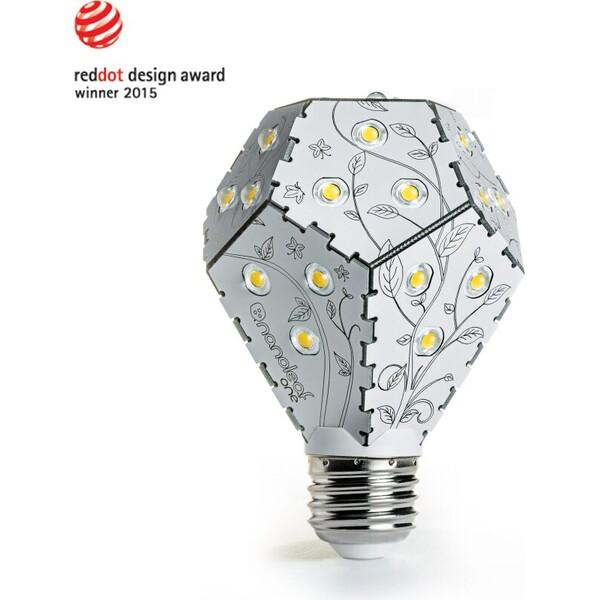 Nanoleaf One LED žárovka 10W E27 teplá bílá