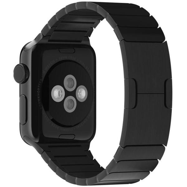 Apple Watch řemínek článkový tah 38mm vesmírně černý