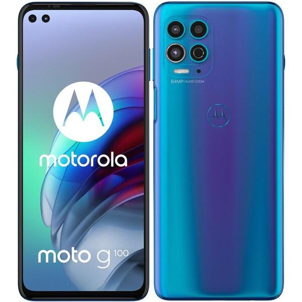 Motorola Moto G100 8GB+128GB Iridescent Ocean