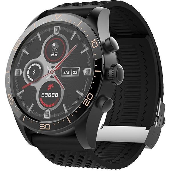 Forever Icon AW-100 chytré hodinky černé