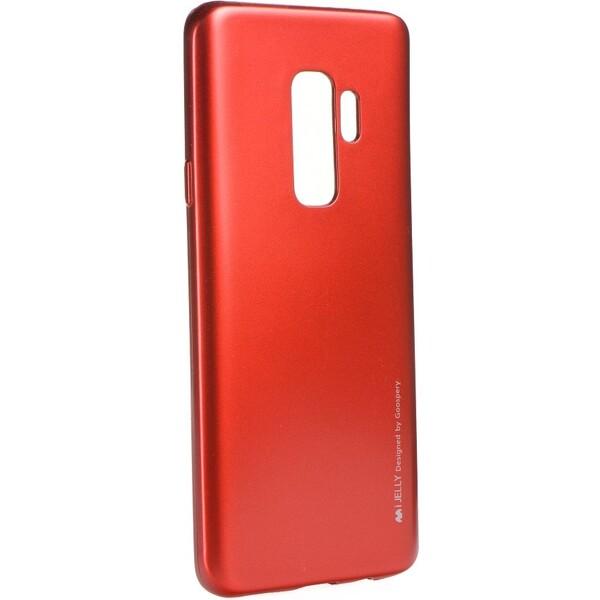 Mercury i-Jelly pouzdro Samsung Galaxy S9 64556 Červená