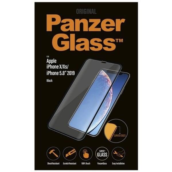 PanzerGlass Premium Apple iPhone X/XS/11 Pro černé