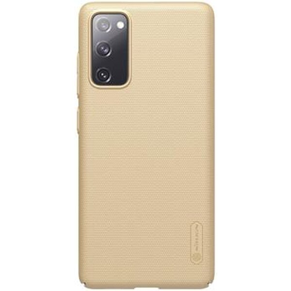 Nillkin Super Frosted kryt Samsung Galaxy S20 FE zlatý