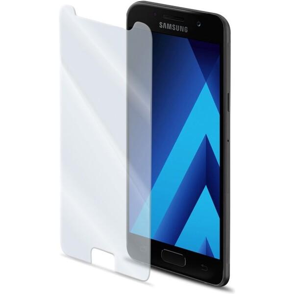 CELLY Glass ochranné tvrzené sklo se speciální antiblueray vrstvou pro mobilní telefon Samsung Galax Čirá