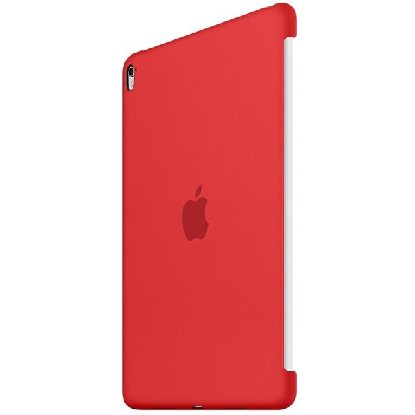 Apple iPad Silicone Case MM222ZM/A - red Červená