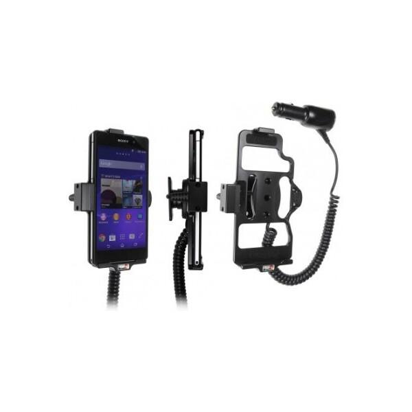 Brodit držák do auta pro Sony Xperia Z2 s nabíjením z cig. zapalovače