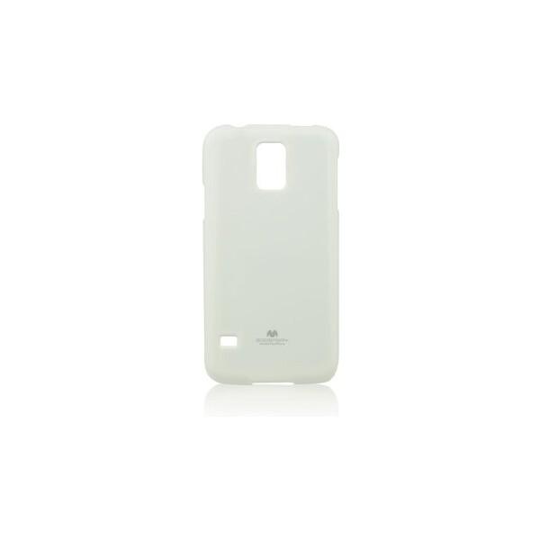 Mercury Jelly pouzdro Samsung Galaxy S5 bílé