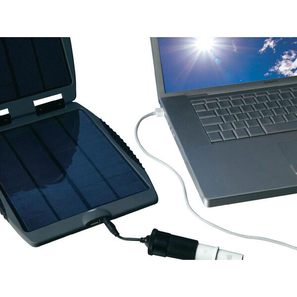 Powertraveller Solargorilla solární nabíječka