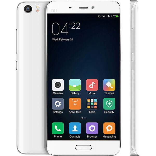 Xiaomi Mi5 32GB Dual SIM LTE bílý
