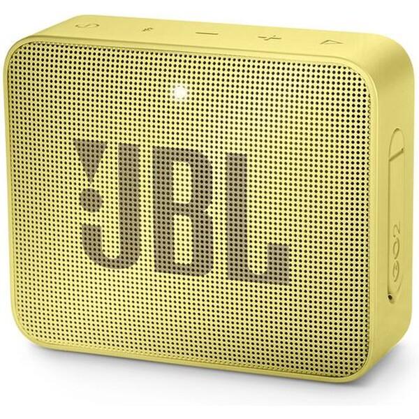 JBL Go 2 Žlutá