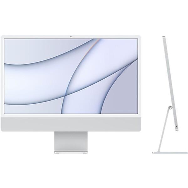 """Apple iMac 24"""" (2021) / 8GPU / 512GB stříbrný"""