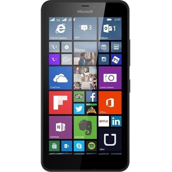 Microsoft Lumia 640 XL Dual SIM bílá