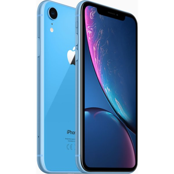 Apple iphone XR, 128GB Modrá