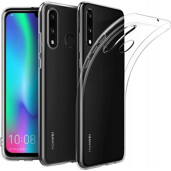 Smarty ultratenké TPU pouzdro 0,3mm Huawei P30 Lite čiré