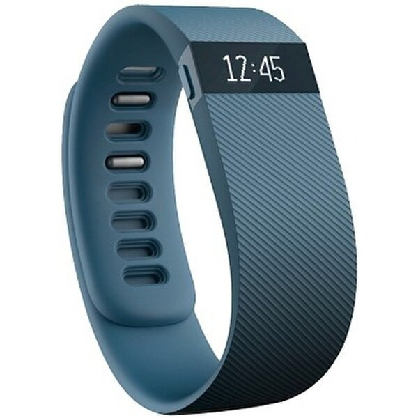 Fitbit Charge náramek S šedý