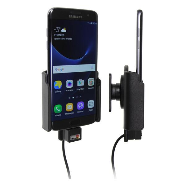 Brodit držák do auta na Samsung Galaxy S7 edge se skrytým nabíjením
