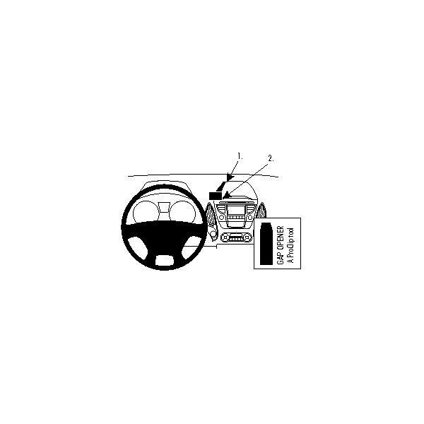 Brodit ProClip montážní konzole pro Hyundai ix35 10- pro EU