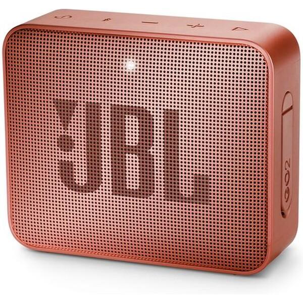 JBL Go 2 Cihlově červená