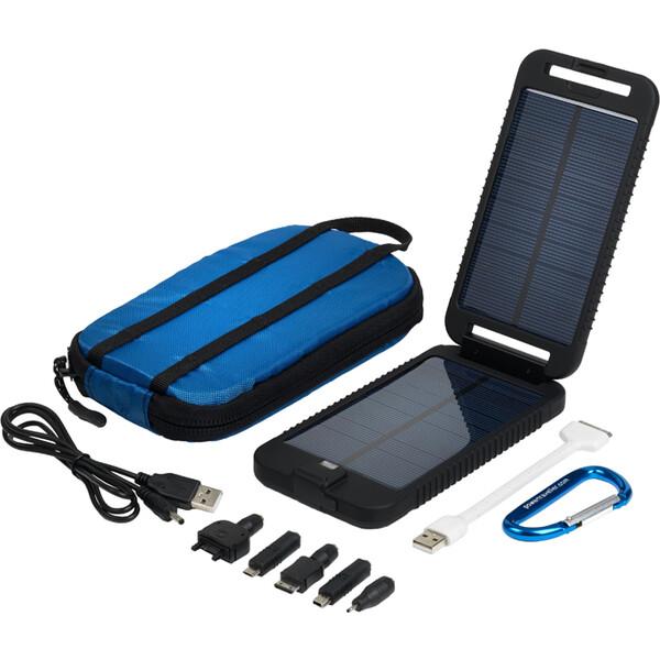 Powertraveller Solarmonkey Adventurer solární nabíječka a záložní zdroj 2500 mAh