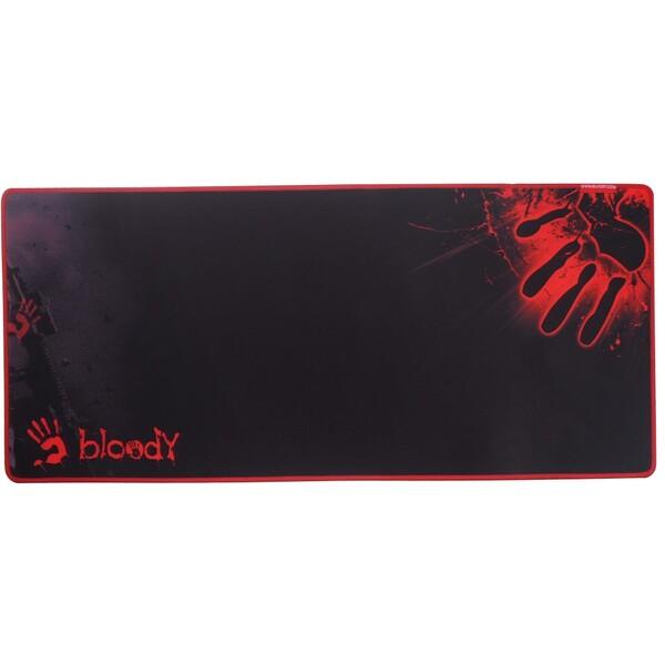 A4tech Bloody B-087S podložka pro herní myš a klávesnici černá