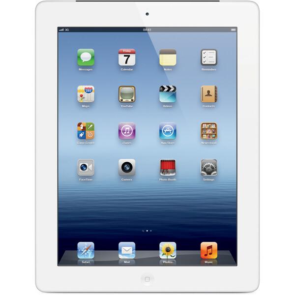 Apple iPad 3 32GB Wi-Fi + 4G bílý