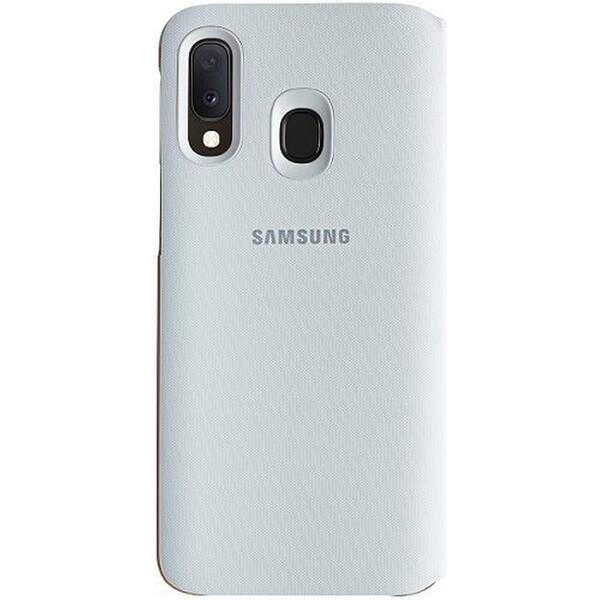 Samsung flip pouzdro Samsung Galaxy A20e (EF-WA202PWEGWW) bílé