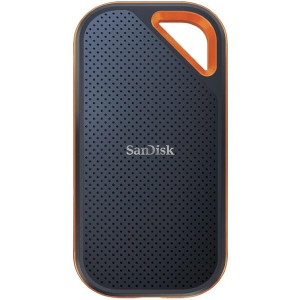SanDisk Extreme Pro Portable SSD 1TB černooranžový