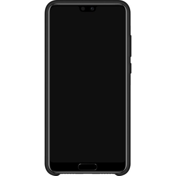 Huawei ochranné pouzdro Huawei P20 černé 51992365 Černá