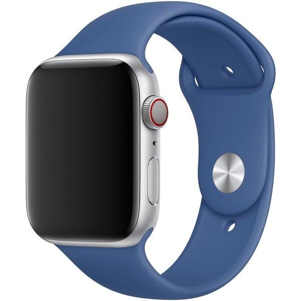 Apple Watch sportovní řemínek 44/42mm delftsky modrý