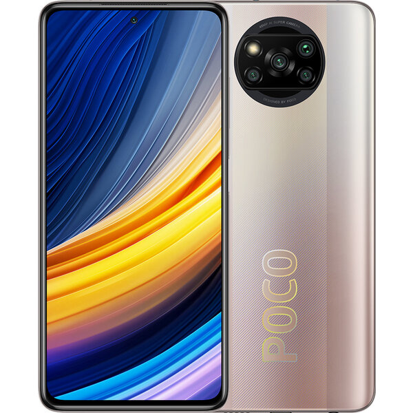 POCO X3 Pro 6GB/128GB Metal Bronze