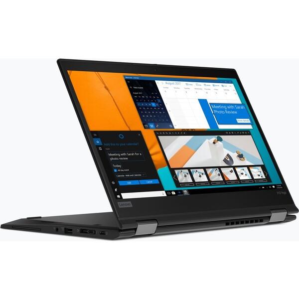 Lenovo ThinkPad X13 Yoga (20SX001FCK) černý