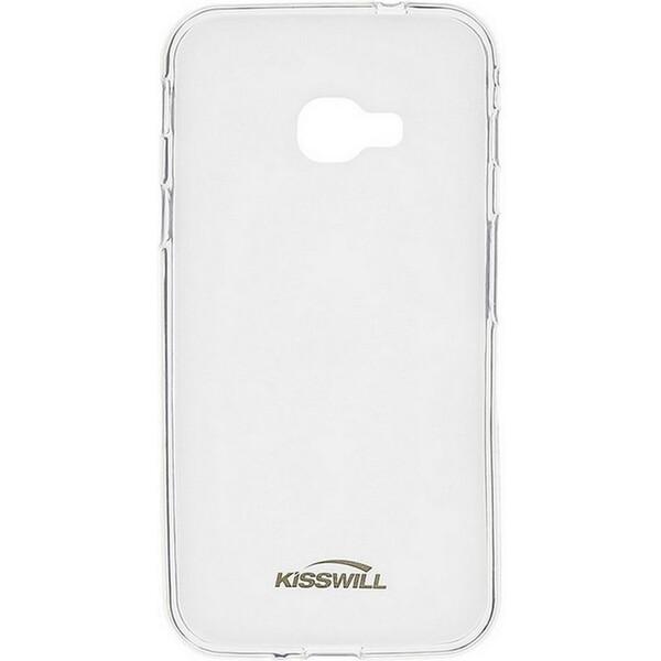 Kisswill TPU pouzdro Xiaomi Redmi Note 5A Prime 8596311010323 Čirá