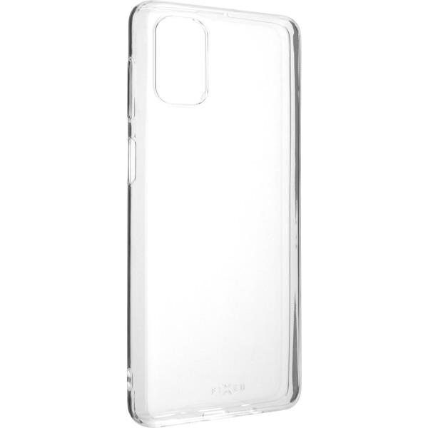 FIXED TPU kryt Samsung Galaxy M51 čirý