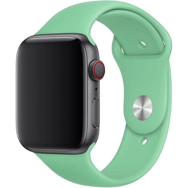Apple Watch sportovní řemínek 44/42mm mátový