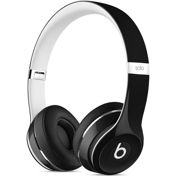 "Beats by Dr. Dre Solo 2 ""Luxe Edition"" černá (2015)"