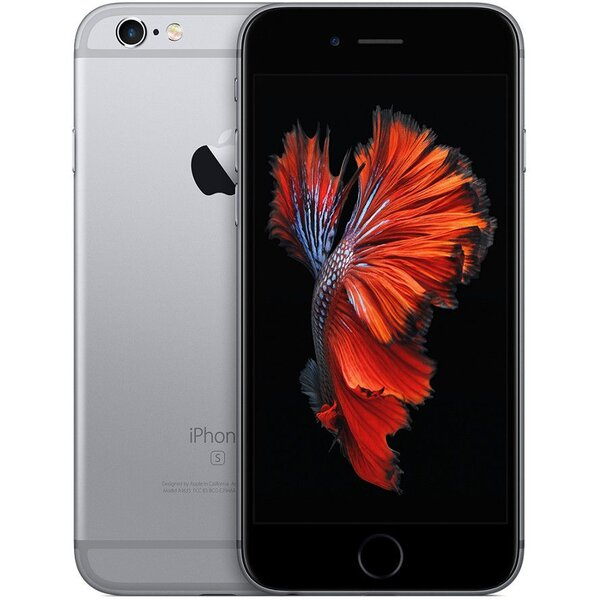 Apple iPhone 6s, 128GB Vesmírně šedá