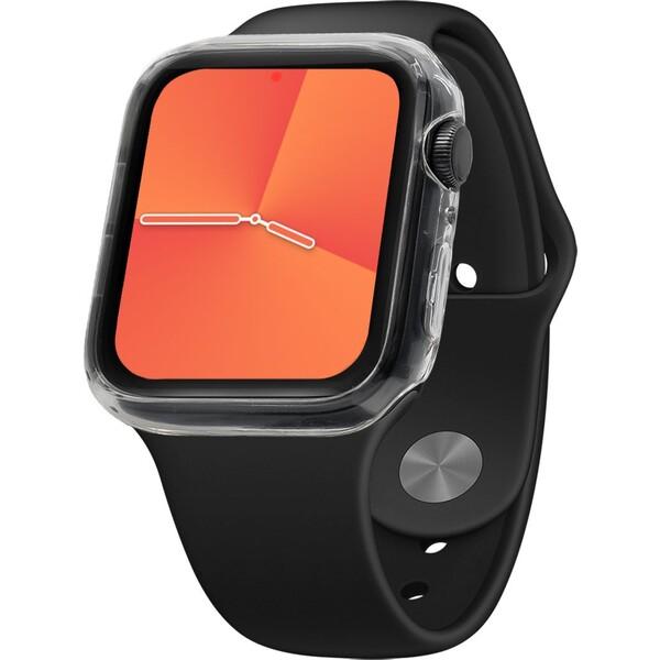 FIXED TPU kryt Apple Watch 40mm čirý