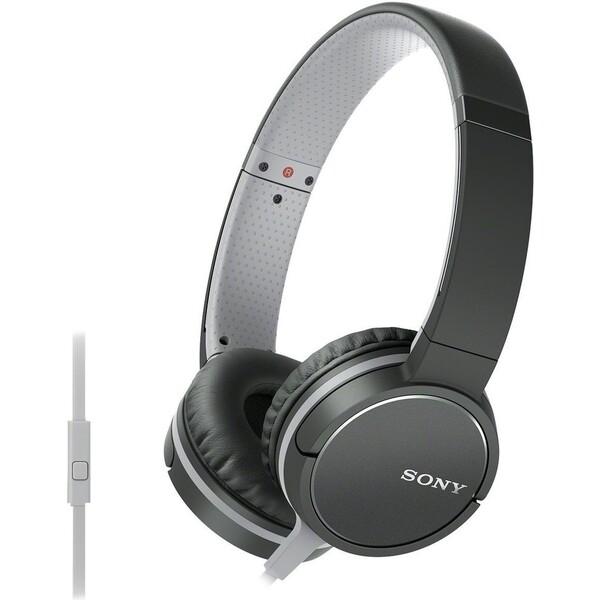 Sony MDR-ZX660AP Černá