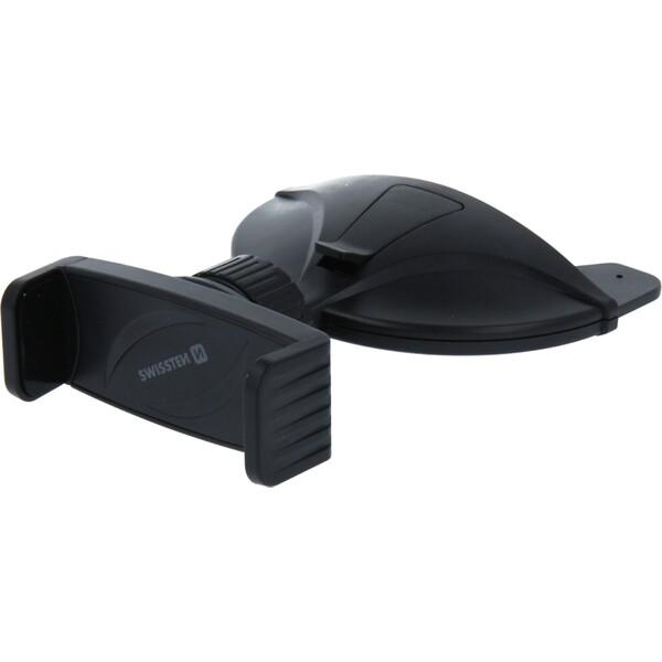 SWISSTEN S-GRIP S3-CD1 držák do auta černý