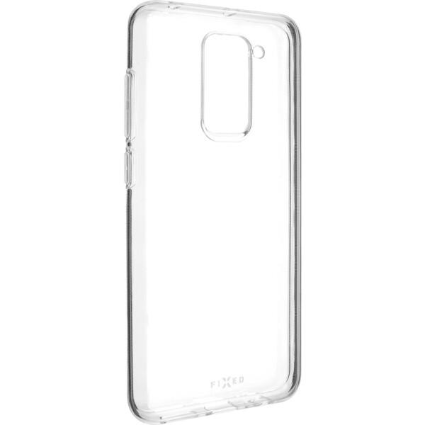 FIXED TPU pouzdro Xiaomi Redmi Note 9 čiré