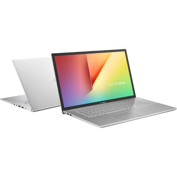 ASUS VivoBook 17 M712DA stříbrný