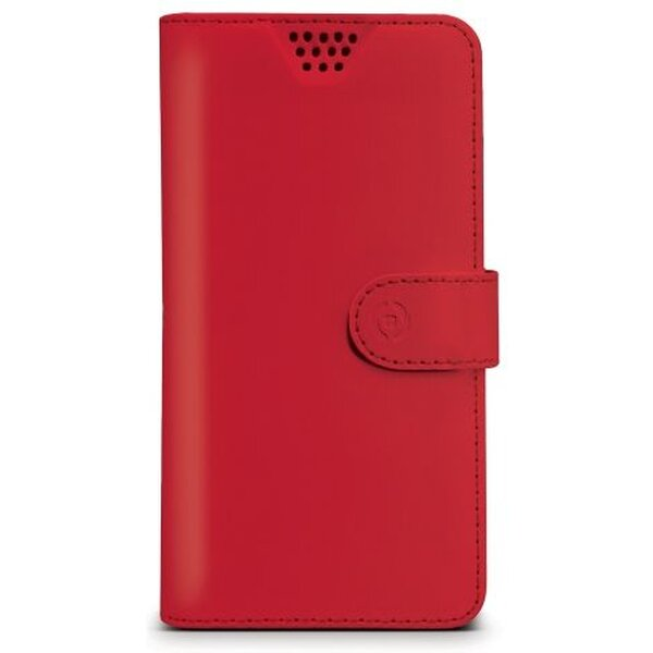 "CELLY Wally Unica pouzdro XL 4.5"" - 5"" červené"