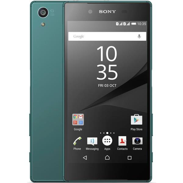 Sony Xperia Z5 Zelená