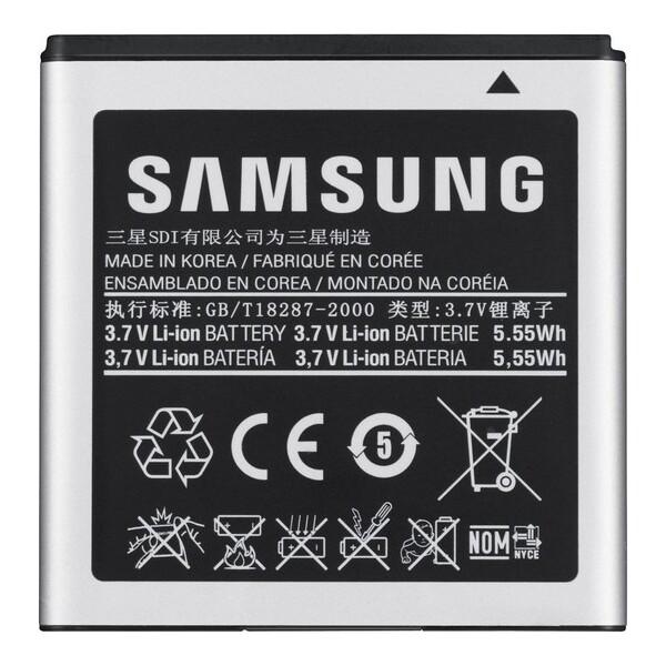 Samsung EB-F1A2GBU baterie pro Galaxy S II 1650mAh