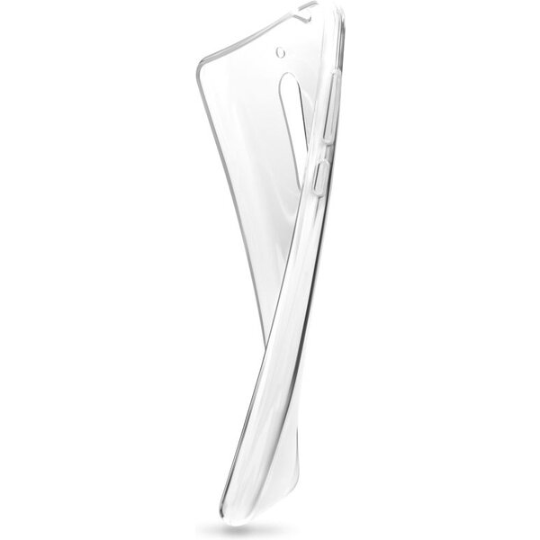 Pouzdro FIXED TPU gelové Huawei Nova 3 Čirá