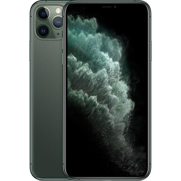 Apple iPhone 11 Pro Max 512GB půlnočně zelený
