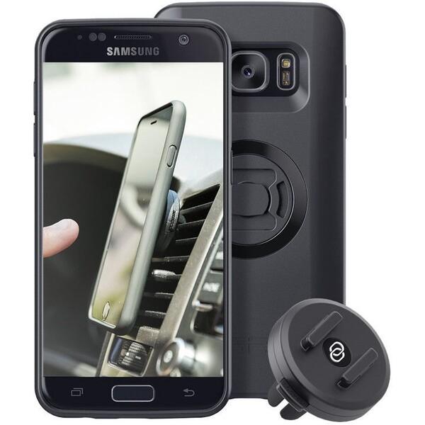 Držák do auta SP CAR BUNDLE Samsung Galaxy S7 Edge Černá