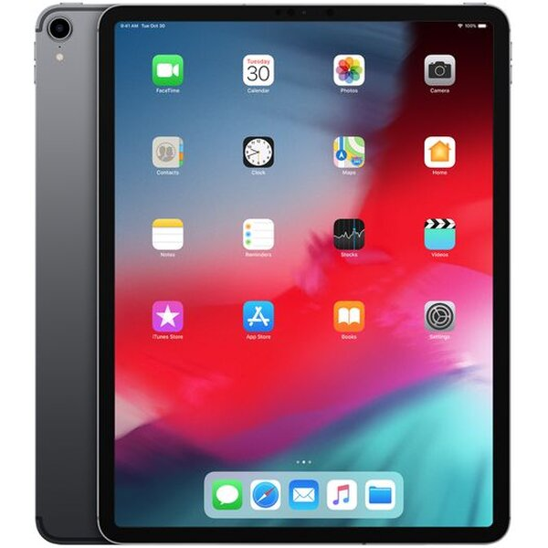 Apple iPad Pro 12,9 Wi-Fi+Cellular 512GB Space Gray MTJD2FD/A Vesmírně šedá