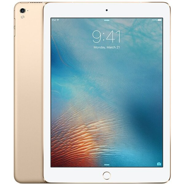 "Apple iPad Pro 9,7"" 32GB Wi-Fi + Cellular MLPY2FD/A Zlatá"